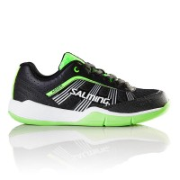 Кроссовки SALMING Adder Kid Black/Green