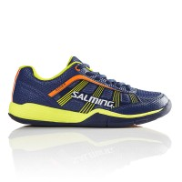 Кроссовки SALMING 	Adder Junior Blue/Yellow