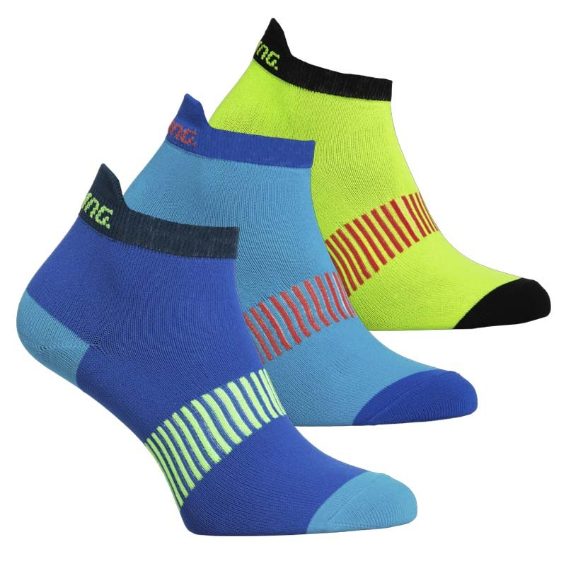 Носки Performance Ankle Sock (3-пары) Coral/Mixed 1
