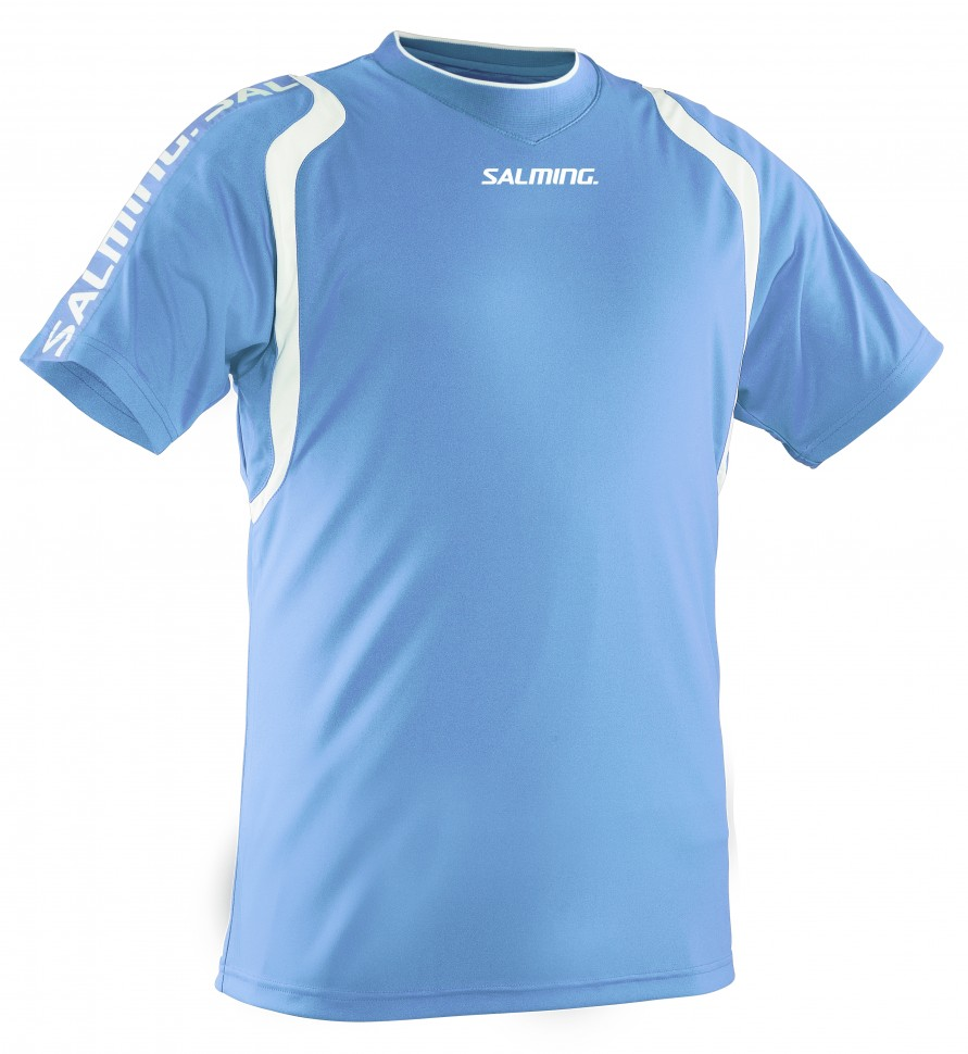 Футболка SALMING REX JERSEY SR Light Blue