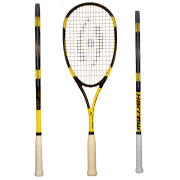 Ракетка для сквоша Harrow Vibe Jonathon Power Signature Edition, Black/Yellow