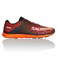 Кроссовки SALMING Speed6 Orange/Black