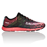 Кроссовки SALMING Speed6 Black/Bright Coral
