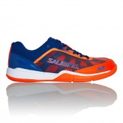 Кроссовки SALMING Falco Limoges blue/Orange Flame